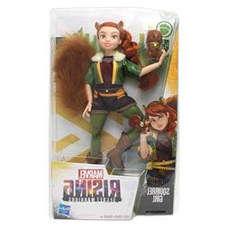 "Marvel Rising Secret Warriors Squirrel Girl Doreen Green 11"""