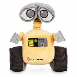 Disney Store Authentic Pixar WALL-E  Robot Embroidered Plush