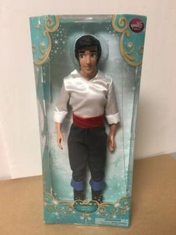 Disney Store Authentic Prince Eric Classic Doll from The Lit