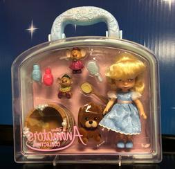 Disney Store Cinderella Animators' Collection Mini Doll Play