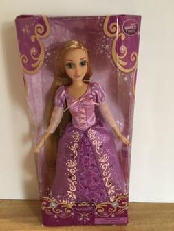 "Disney Store Exclusive Classic 12"" Rapunzel Doll Retired R"