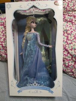 Disney Store Frozen 17 inch doll - Elsa - limited edition