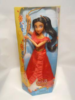 "Disney Store Princess Elena of Avalor Classic Doll 12"" New I"