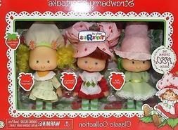 Strawberry Shortcake Retro Doll Multipack - Strawberry, Lime