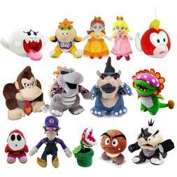 Super Mario All Star Collection King Koopa & Princess Peach
