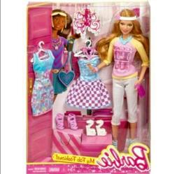 SUPER RARE Barbie Fashionista Summer Life in the Dream House