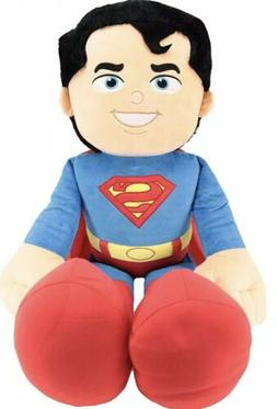 Superman Huge Plush Doll 40inches - Kids Size Stuffed - Comf