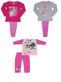 LOL Surprise Dance Nightwear Kids Girls Pyjamas Set Dolls Sw