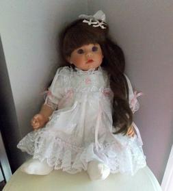 "Susan Wakeen Doll 17"" soft body, vinyl face, Hands And Leg"