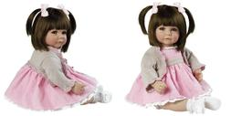 """Adora Sweet Cheeks Toddler Time 20"""" Baby Doll Dress Outfit -"""