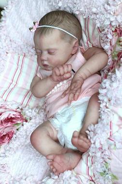 Sweet Reborn LE Natalie Scholl SOFIA GRACE Baby Girl *TINY*S