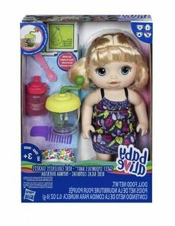 Baby Alive Sweet Spoonfuls Baby Doll Girl - Blonde Straight
