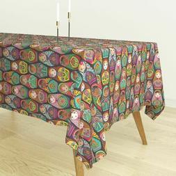 tablecloth matryoshka doll matryoshka doll russian nesting