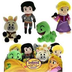 Disney Tangled Soft Plush Figurines