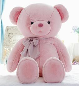Teddy Bear Cute Baby Plush Toy Doll Large Girl Doll Soft Big