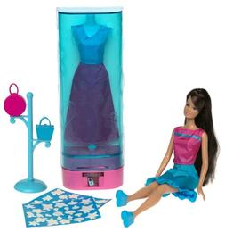 Barbie Teresa Bead 'N Beauty Doll w 2 Outfits & Accessories