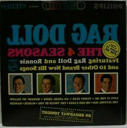 THE 4 SEASONS - Rag Doll, 1964, Phillips, PHS 600-146, VG/VG