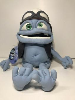 the annoying thing crazy frog plush nwt