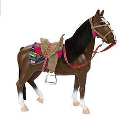 "Our Generation Thoroughbred Horse For 18"" Dolls"
