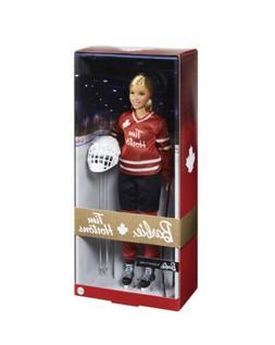 Tim Hortons Barbie Doll in Hockey Uniform