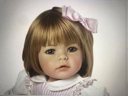 "Adora Toddler 20""Play Doll- Pin-a-four Seasons Sandy Blonde"