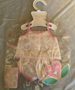 Corolle Toddler Doll Play Outfit New In The Package, So Swee