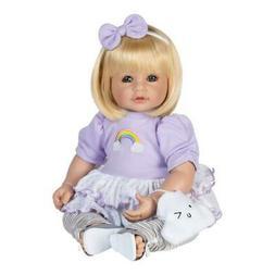 Toddler Time Over the Rainbow Doll - 51cm - Adora Free Shipp