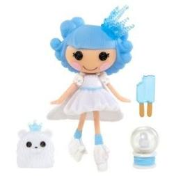 """Toy / Game Fabulous Lalaloopsy Mini 3"""" Ivory Ice Crystals 20"""