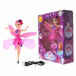Toys for Girls 4 5 6 7 8 9 10 11 12 Years Old Flying Fairy D
