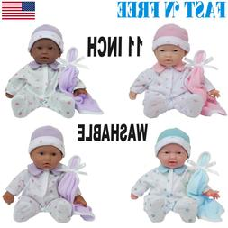 Toys For Kids Children Soft Baby Doll 2 3 4 5 6 7 Years Old