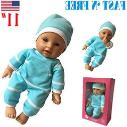 Toys For Kids Children Soft Body Baby Doll 2 3 4 5 6 7 Years