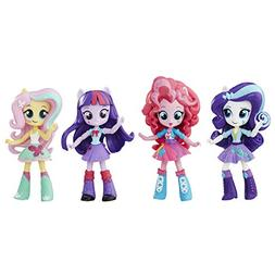 My Little Pony Twilight Sparkle, Pinkie Pie, Rarity & Flutte