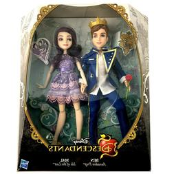 NEW Disney Descendants Two-Pack Mal Isle of the Lost and Ben