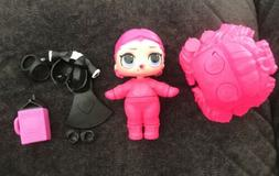 LOL Surprise Underwraps Series Eye Spy Countess Doll