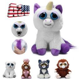 US Feisty Toys Christmas Present Plush Dolls Toys With Stuff