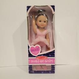 Melissa & Doug Victoria - 14 Ballerina Doll