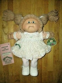 VINTAGE 1986 CABBAGE PATCH KIDS DOLL *MARY LOU SONIA* BY COL