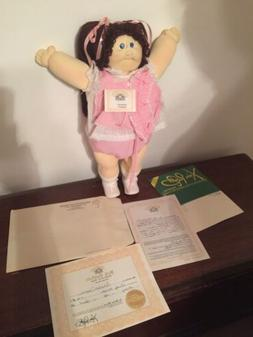 vintage cabbage patch doll 2 Year Old Brand New With Xavier