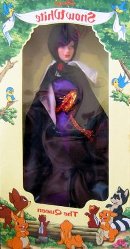 "Vintage Disney Snow White the Evil Queen 12"" Fashion Doll"