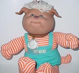Vintage Cabbage Patch Kid Koosa Plush Doll