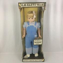 VTG Baby 2 Year Old Toddler Doll Eugene Life Size Walking Ne