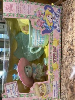 Vtg Kidsview Tea Bunny & Me Tea Party Pansy Parfait Ice Crea