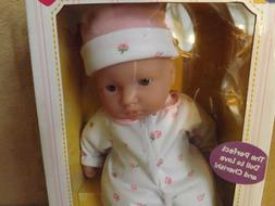 Washable Soft Body Play Doll JC Toys La Baby 11-inch Berengu
