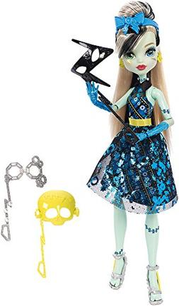 Monster High Welcome to Monster High Doll - Frankie Stein