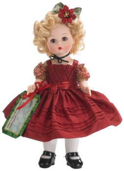 Madame Alexander Wendy Wishes You a Merry Christmas Fashion