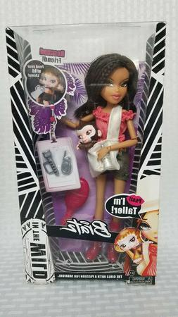 Bratz in The Wild Yasmin Doll