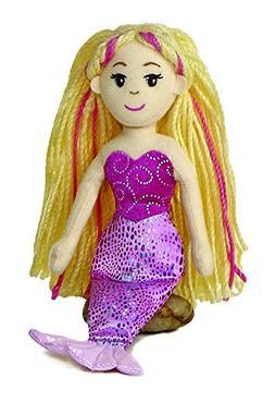 """Aurora World Marinna Mermaid 10"""" Plush"""