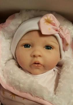 """💖 """"YOU NAME HER"""" Realistic Baby Doll in FlexTouch Silicon"""